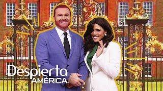 ¿Meghan Markle y el príncipe Harry en Despierta América? La visita sorpresa
