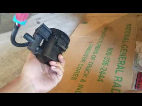 Evap System Overview also Buick Rendezvous also Chevrolet Cobalt moreover Hqdefault also Purge Valve. on canister purge valve solenoid 2009 chevy malibu