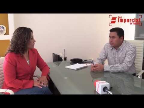 Mi carta de presentación como alcalde de Terrenate, es mi trabajo: Felipe Fernández Romero