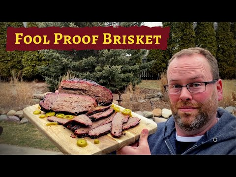 Smoke your First Brisket on the Big Green Egg