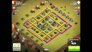 Clanwar: M-Power vs. Made in Turkey - Clash of Clans