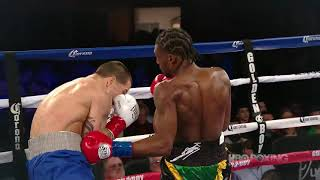 HBO Boxing After Dark Highlights  Walters vs  Sosa