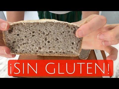 Cómo hacer un pan fermentado SIN GLUTEN
