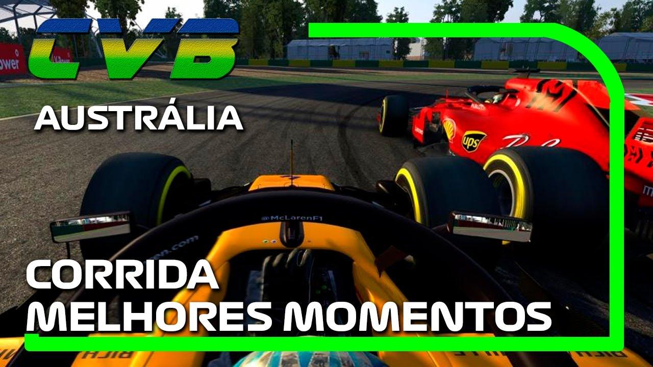 GP da Austrália - LIGA CVB - Melhores Momentos