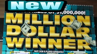 New $20 Million Dollar Winner.  Pa lottery scratch tickets.