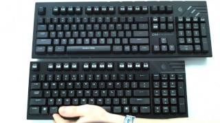 Review CM Storm Quick Fire Tk (in romana)