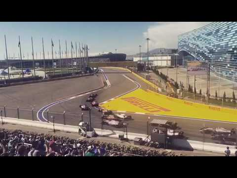 Формула-1 Сочи