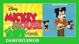 ★DISNEY CROSSY ROAD Secret Characters | MORTIMER Unlock (MICKEY AND FRIENDS) (iOS, Android)