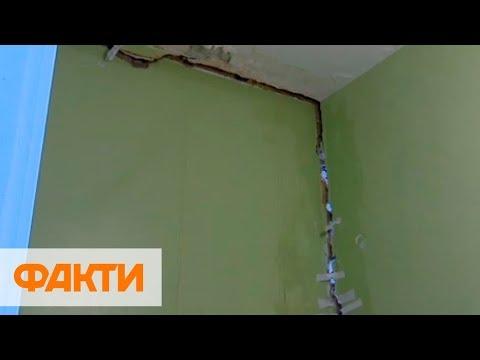 Стены и потолок