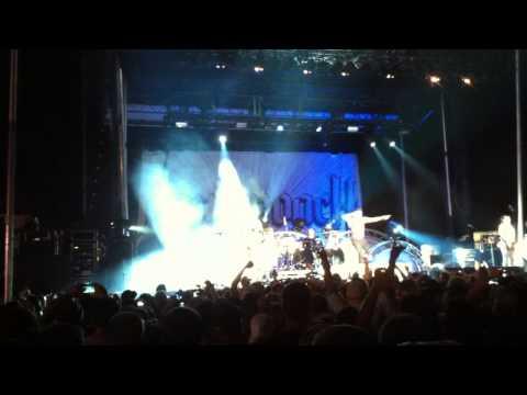 Papa Roach - WV Motor Speedway 09/13/11 Part 1
