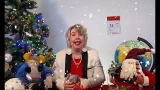 Новогоднее видео обращение Директора ГБУК г.Москвы «Клуб «Огонек» с наступающим Новым Годом