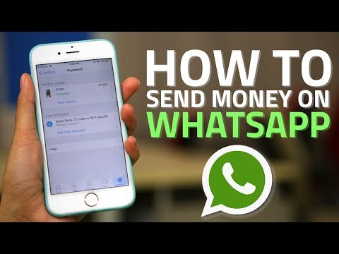 How to Use WhatsApp Payments | Send Your Contacts Money Through WhatsApp