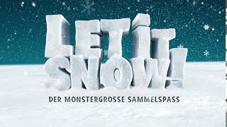 Let it snow! DER MONSTERGROSSE SAMMELSPASS