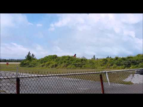 10 Minutes Of AMAZING Bermuda Plane Spotting!