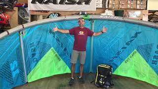 2017/2018 naish dash kite