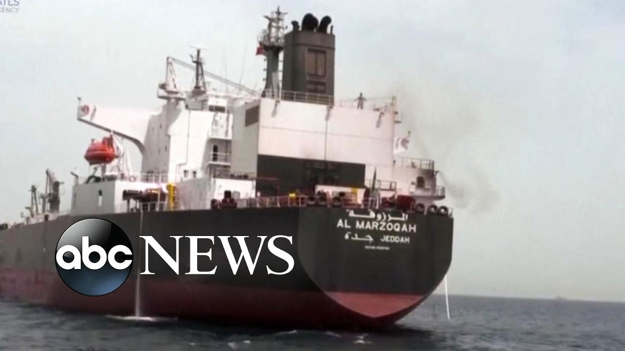 Two vessels struck in apparent attack in Gulf of Oman