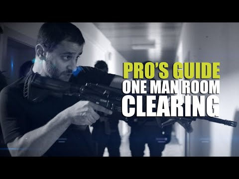 Pro's Guide To CQB | One Man Room Clearing