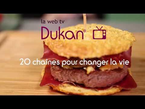 Le Hamburger (Recette Dukan)