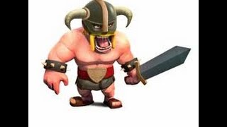 Best th7 vs th6 attack ever of clash of clans....Only Babarian attack Lvl 4 bab best attack ever