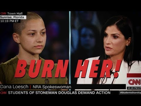 """She's A Witch"": Salem-style NRA Witch Hunt"