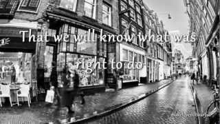 Madrugada-The Kids are on High Street(lyrics)★★★★★