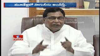 Congress Jana Reddy Comments On CM KCR Over TRS Win in Warangal Elections | HMTV