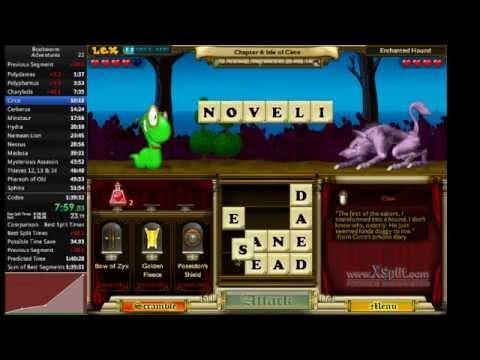 Bookworm Adventures speedrun (PC) in 1:24:06 [WR]