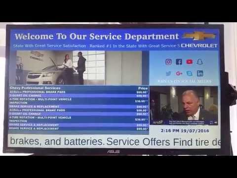 Dealership Digital Signage Services NYC New York & New Jersey