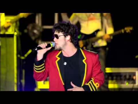 11 - Light Up The World Tonight - RBD • Tour del Adiós • São Paulo (HQ).flv