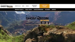 Ghost Recon Network - Freischaltungen, Rang, Erfolge