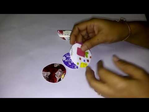 Christmas ornaments from paper | DIY  Easy Christmas tree decorations idea