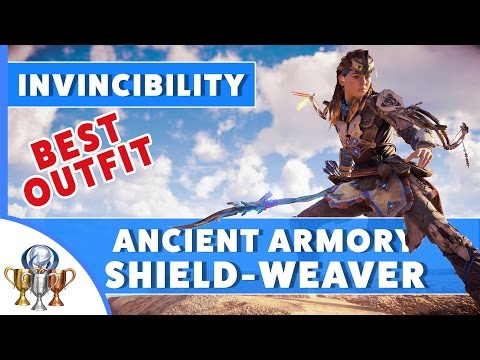 Horizon Zero Dawn Ancient Armory Quest – Shield Weaver Outfit (Power Cell Locations and Dial Puzzle)