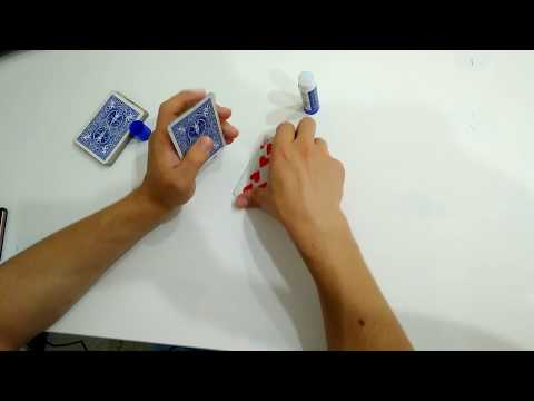 Бесплатное обучение фокусам #44: Обучение карточным фокусам! Лучшие фокусы с картами в мире!