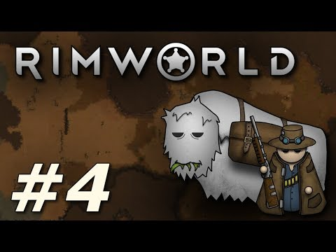Rimworld (Alpha 17 Modded) - Banshee's Pass (Part 4)