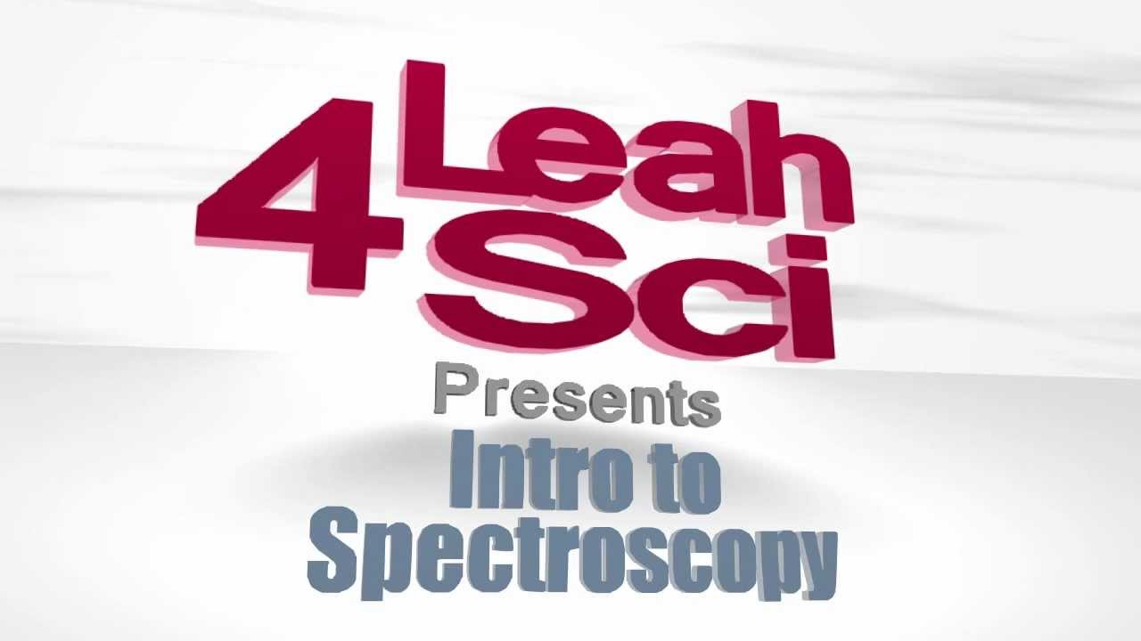 Spectroscopy Introduction: Using NMR, IR, and Mass Spec in Organic ...