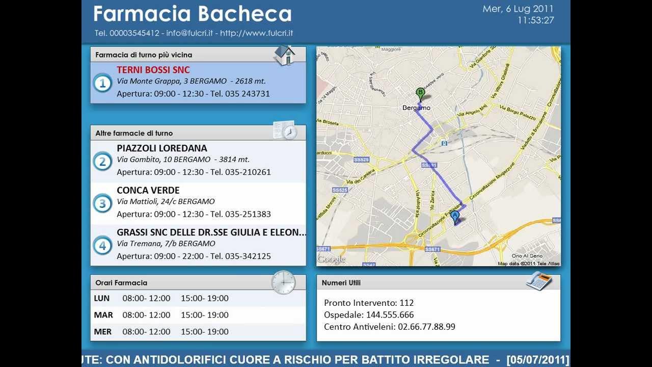 Bacheca Di Bergamo