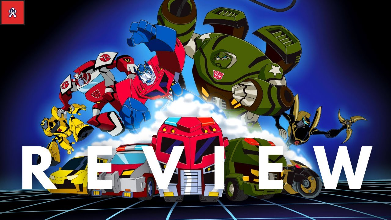 Transformers Animated Review by ZetaVS