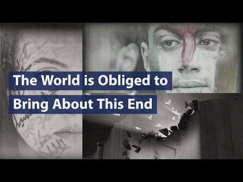 The World is Obliged to Bring About This End.