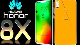 Honor 8X 4GB+64GB Storage, price in India 11,999Rs. full specifications