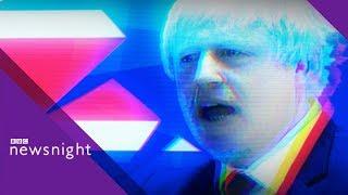 \'Drop Boris Johnson over burka row,\' says Tory peer - BBC Newsnight