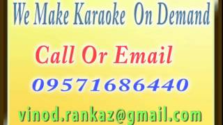 Aparadhi  naanalla  kannada   Karaoke