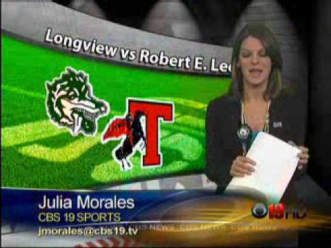 Longview vs Tyler Lee, 2009, CBS Highlights