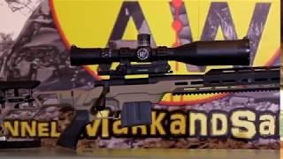 Rifle build details: Factory Barrel and action MDT LSS XL Gen 2 cha...