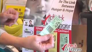 Check Out Hunger | Baton Rouge Food Bank | Gordon McKernan Injury Attorneys