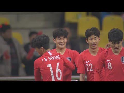KOREA REP. - CHINA PR Highlights (Men's) | EAFF E-1 Football Championship 2019 Final Korea Republic