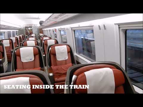 CHINA TRAVEL 2017 _ 4 _ BULLET TRAIN