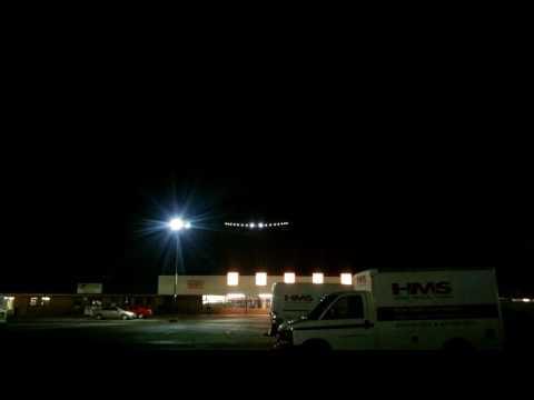 Solar Impulse 2 Landing At Dayton International Airport