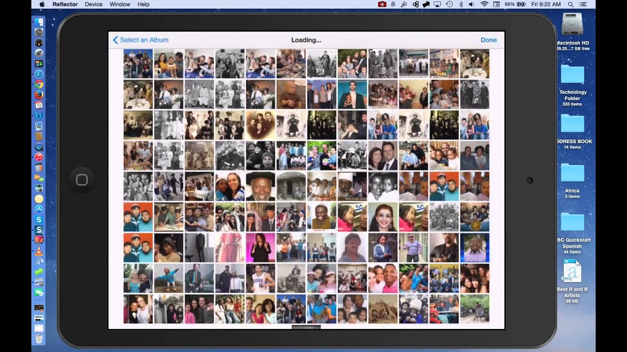 How to use Pizap, a free IOS Apple photo collage app, for Judaic instruction