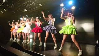 2017年2月24日 AKIBAカルチャーズ劇場 佐野 友里子 愛迫 みゆ ハルナ 太...