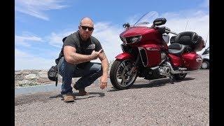 2018 Yamaha Venture Ride & Review